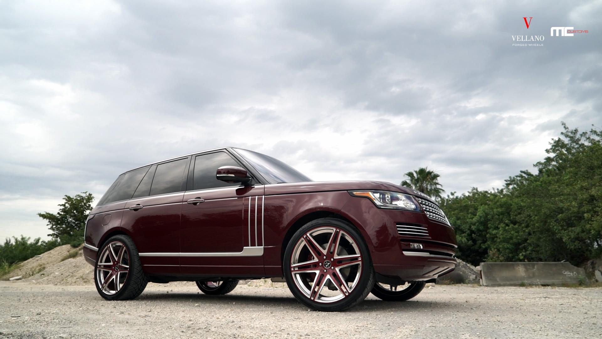 Range Rover On VM14 Monoblock
