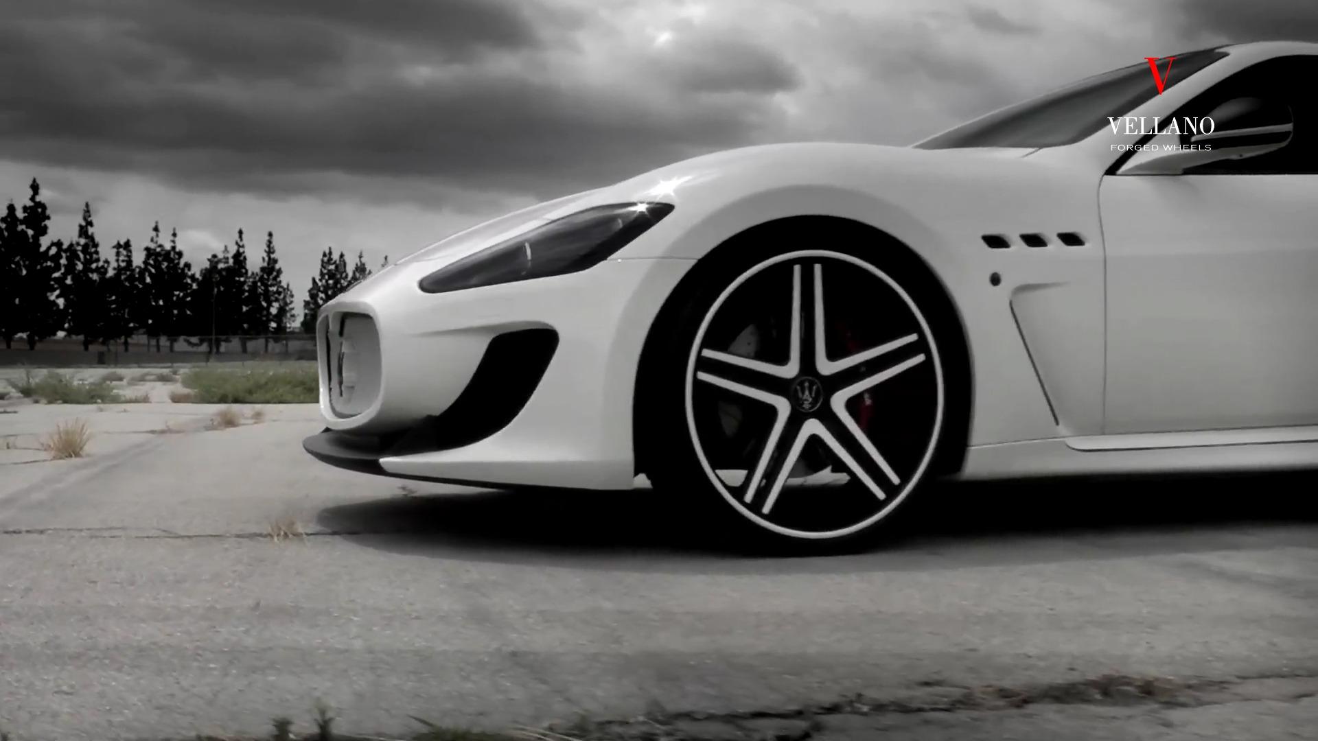 Maserati   VRH Concave