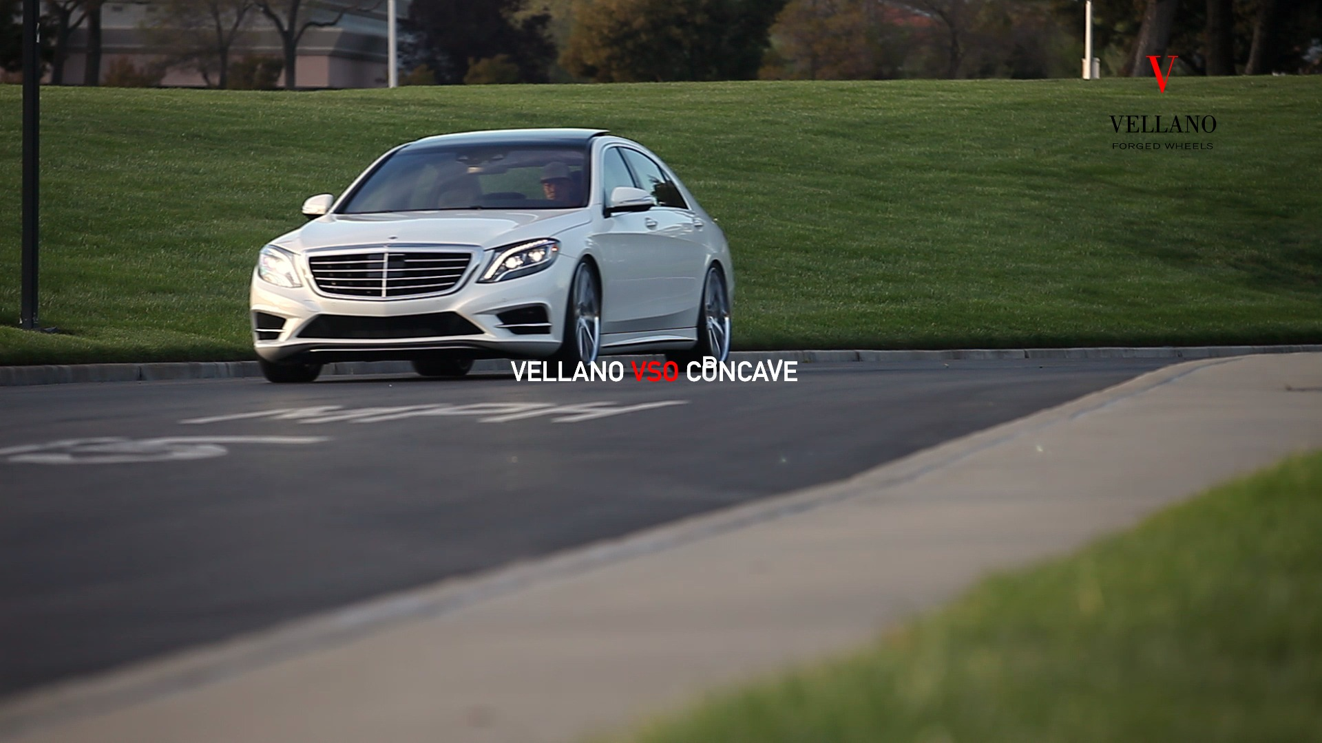 MERCEDES BENZ ON VSO CONCAVE