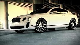 Bentley Continental   VTV Concave