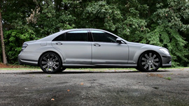 Rolls-Royce-Ghost, Etc. Group Car Shot