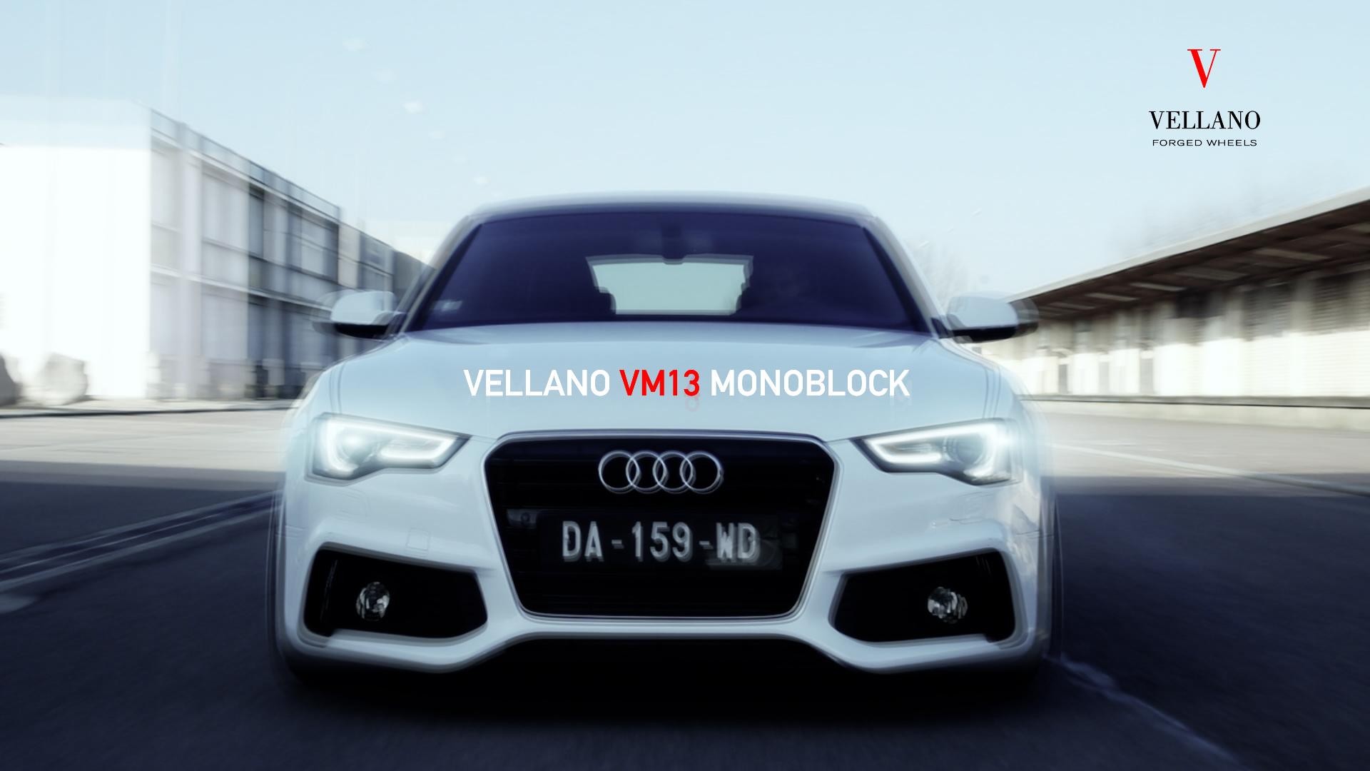 AUDI A5 ON VM13 MONOBLOCK
