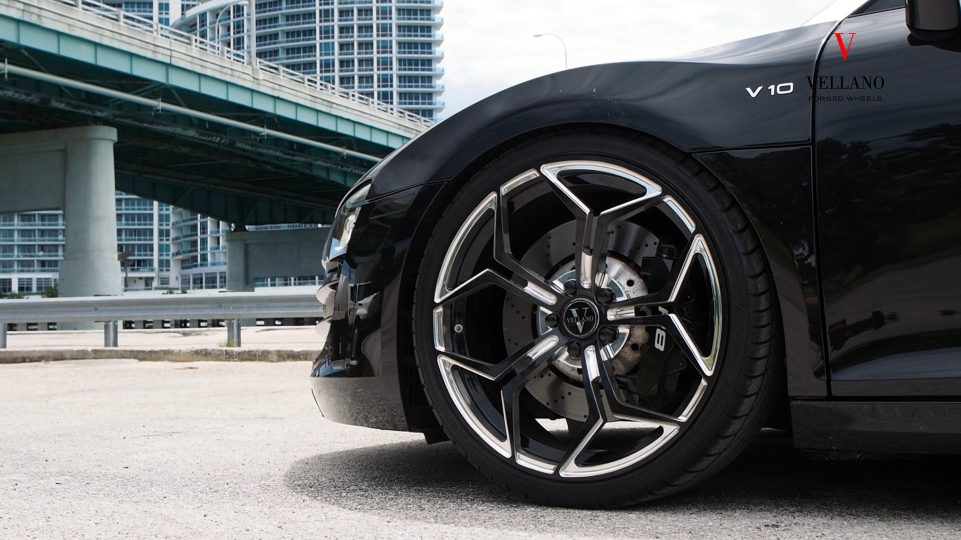 Audi R8 ON VM18 MONOBLOCK