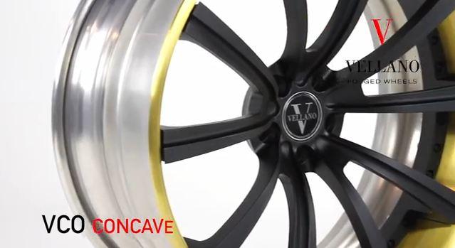 VCO Concave