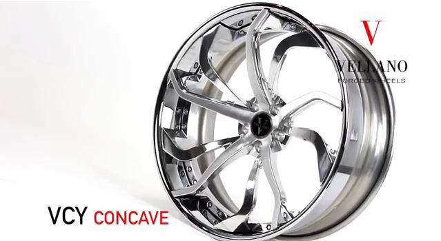 VCY Concave